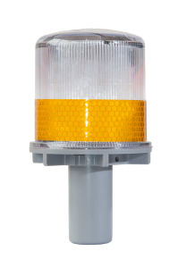 LED Solar Flashing Light (S-1325) pictures & photos
