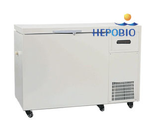 460L Large Capacity Chest Style -40--86 Degree Low Temperature Refrigetator pictures & photos