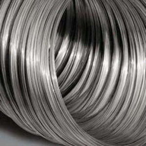 High Carbon Galvanized Spring Steel Wire pictures & photos