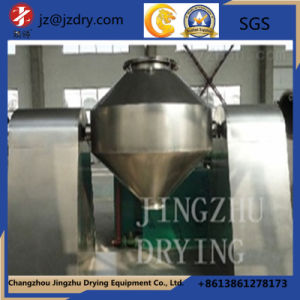 High Temperature Double Cone Rotary Vacuum Dryer pictures & photos
