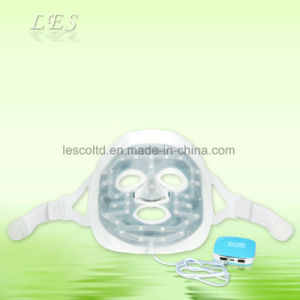 LED Facial Mask for Skin Rejuvenating and Freckle Wrinkle Removing pictures & photos