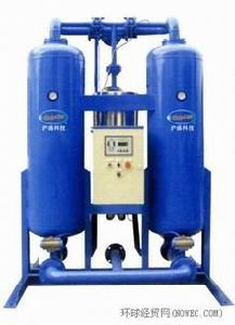 Heatless Desiccant Compressed Air Dryer pictures & photos