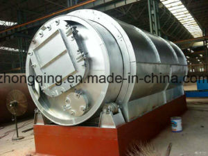 High Technology and Environment Friendly Waste Tyre Pyrolysis Recycling Machine pictures & photos