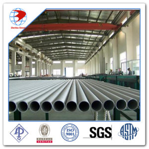 2 Inch Sch80 A312 TP304 Cold Drawn Stainless Steel Pipe pictures & photos