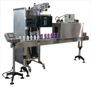 Automatic Shrinking Sleeve Inserting Labeling Machine pictures & photos