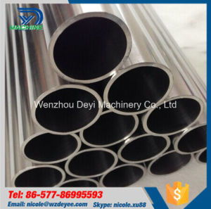 ASME Tp316L Sanitary Grade Stainless Steel Pipe pictures & photos