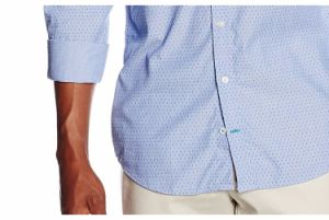 Men′s Long Sleeve Casual Button Down Leisure Shirts pictures & photos