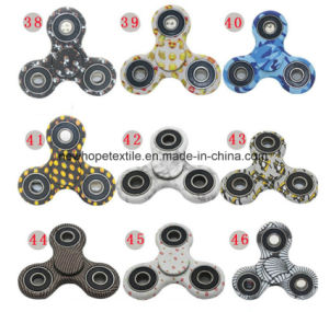 2 Sides Camo Printed Fidget Spinner Hand Spinner Finger Spinner Toys PRO Gift Custom Print Promotional Customized Logo Spinners pictures & photos