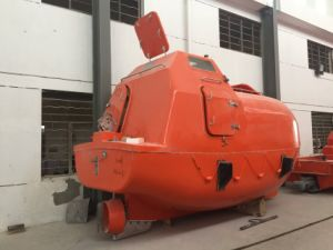 CCS/Solas Approved GRP Fully Enclosed Fiber Glass Life Boat pictures & photos