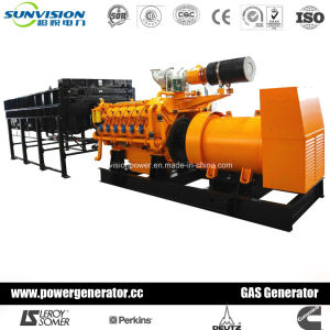 750kVA Chinese Gas Genset for Industrial Application pictures & photos