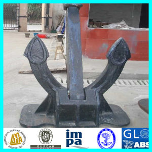 Stockless Anchor with Class Certificate in Stock pictures & photos