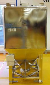 Ce Standard Stainless Steel Square Tank/Processed Container pictures & photos