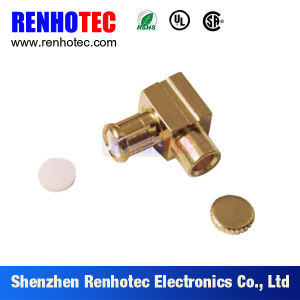 Wholesale New Design MCX Male Cable Assembly Connector pictures & photos