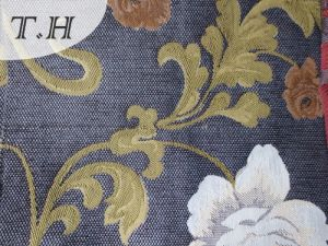 100% Polyester Jacquard Sofa Fabric with out Chenille by 400GSM pictures & photos