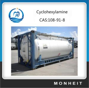China Fine Chemical C6h13n Cha Cyclohexylamine for Preservatives pictures & photos