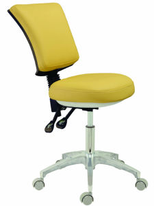 2017 New Leather Dental Clinic Chair Assistant Stools pictures & photos