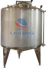 Stainless Steel Conical Bottom Storage Machine pictures & photos