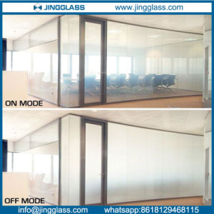 4mm 5mm Electronic Smart Dimming Laminated Glass in Conference Rooms pictures & photos
