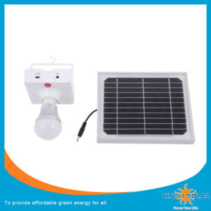 Backup Portable Power Bank Portable Solar Light pictures & photos