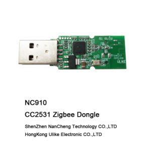 Zigbee USB Dongle USB 802.15.4 Wireless Zigbee RF Module pictures & photos