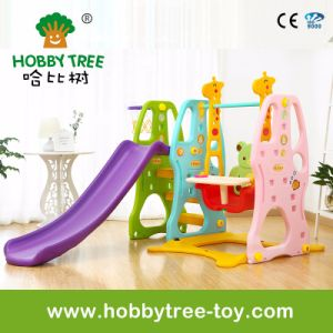 2017 Popular Style Ce Standard Indoor Kids Plastic Play Set (HBS17001A) pictures & photos