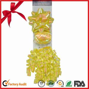 Decorative Ribbon Egg and Star Bow Wrapping Set for Gift pictures & photos