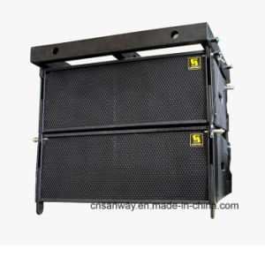 W8lm Powered Touring and Theatre 8 Inch Mini Three-Way Line Array Speaker pictures & photos