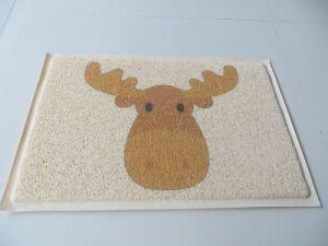Print PVC Coil Mat Entrance Door Mat Non-Slip Mat pictures & photos