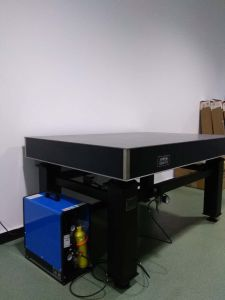 Zdt-P Series Pneumatic Vibration Isolation Optical Table pictures & photos