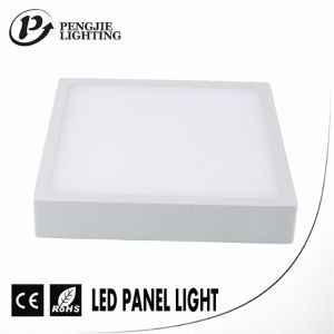 New Type 22W Ultra Narrow Edge LED Surface Panel for Indoor (Square) pictures & photos