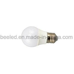 LED Corn Light E27 5W Warm White Silver Color Body LED Bulb Lamp