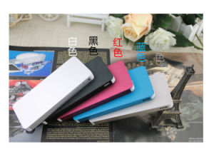 Ultra-Thin Diamond Man Charger 10000mAh Mobile Power Bank Can Be Customized Logo Custom Factory Direct Supply pictures & photos