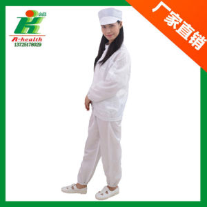Antistatic Garment Used in Cleanroom with Many Colors pictures & photos