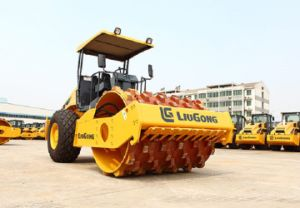 Liugong High Quality 10t Single Drum Road Roller pictures & photos