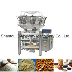 Vertical Automatic Packer Machine for Packing Salt pictures & photos