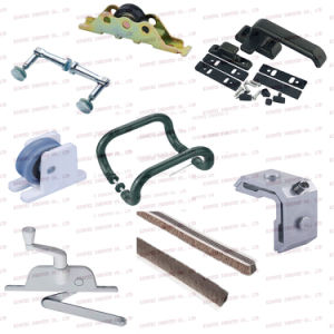 Sliding Door Hardware of Hook Lock pictures & photos