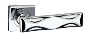 Hot Zinc Alloy Door Lock Handle (Z0-0106 CP) pictures & photos