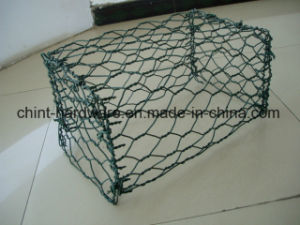 Hot-Dipped Galvanized Gabion Box/Gabion Mesh/Gabion Wire Mesh pictures & photos