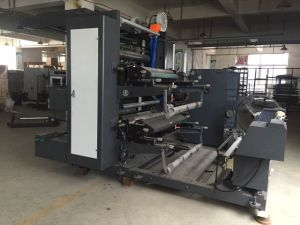 2 Color Mini Flexo Printing Machine pictures & photos