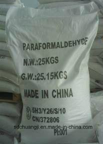 Granule Paraformaldehyde Supplier in China pictures & photos