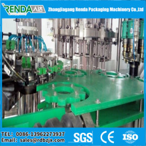 Renda Beer/Soft Drinks/Carbonated Drinks Filling Machine pictures & photos