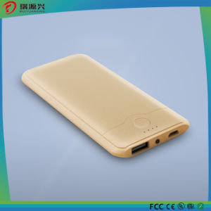 4000mAh Super slim power bank charger with CE/RoHS pictures & photos
