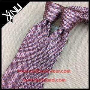 Handmade Mens Fashion 100% Silk Woven Necktie pictures & photos