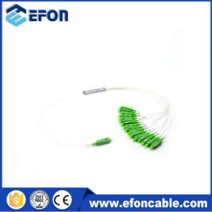 1*16 Fiber Optic Splitter Con Sc/APC Connector/Divisor Optico 1*8 pictures & photos