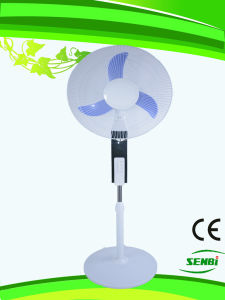 16 Inches DC12V Table Stand Fan Solar Fan (SB-S-DC16R)