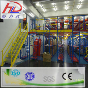Strong Steel Racking Multi-Tier Shelf Storage Racking pictures & photos
