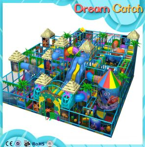 New Design Kids and Childrens Indoor Playground for Sale pictures & photos