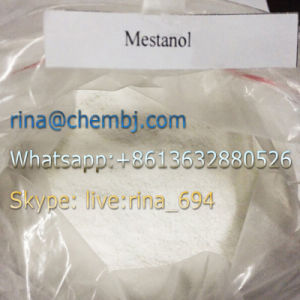 Anabolic Powder Mestanolon Ermalone CAS 521-11-9 Male Muscle Building pictures & photos