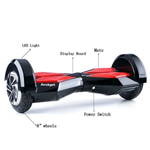 8 Inch Two Wheel Electric Self Balancing Scooter pictures & photos