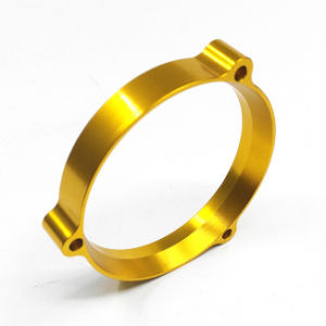Wearable CNC Turning Copper Rings for Slip Rings pictures & photos
